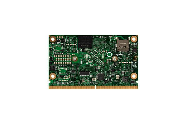 conga-SMX8/QCM-4GB eMMC16 von congatec