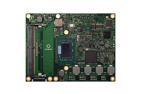 conga-TR4/V1807B COM Express Typ 6 Basic Modul von congatec