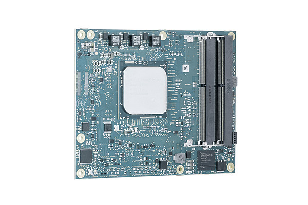 Kontron-COMe-bBD7 D-1577: COM Express® Type7 basis mit Intel® Xeon® Prozessor D-1577