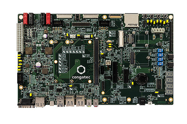 congatec SEVAL: Evaluation Carrier Board für SMARC Module
