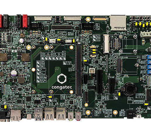 congatec SEVAL: Evaluation Carrier Board für SMARC Module