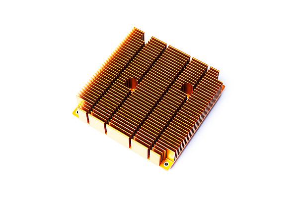 congatec QA3/HSP-T: Heatspreader für conga-QA3 und QA3E