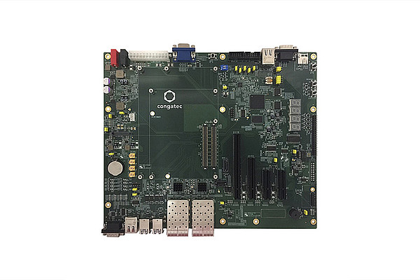 congatec X7/EVAL: Evaluation Carrier Board für COM Express Typ 7 Modul