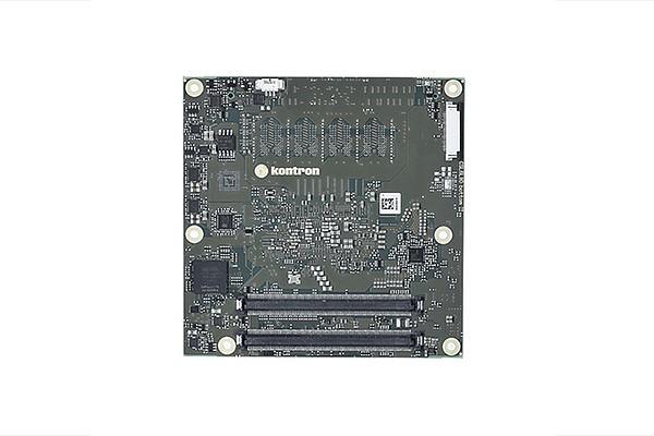 Kontron-COMe-cSL6 i5-6300U 4GB: COM Express® compact Modul mit Intel® Core™ i5-6300U