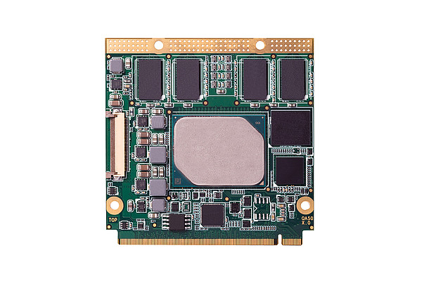 congatec QA5/E3940-4G eMMC16: Qseven module with Intel® Atom™ E3940 (Apollo Lake)