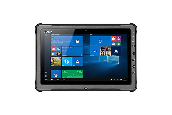 Getac-Tablet F110