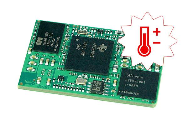 BeagleCore™ BCM1.ETR: BeagleCore™ BCM1 Modul im erweiterten Temperaturbereich