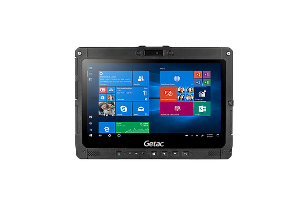 Getac-Tablet K120