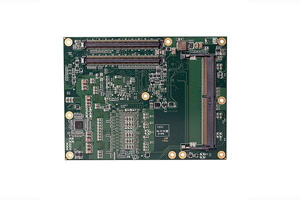 congatec TS170/i5-6442EQ: COM Express Typ 6 Basic Modul mit Intel® Core™ i5-6442EQ