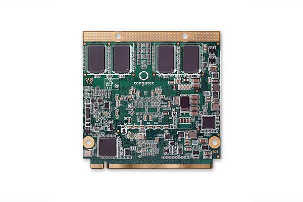 congatec QA5/N3350-4G eMMC16: Qseven Modul mit Intel® Celeron™ N3350 (Apollo Lake)