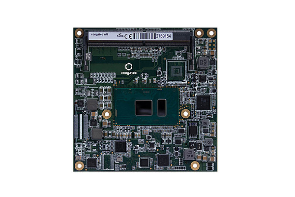 congatec TC170/i5-6300U: COM Express Typ 6 Compact Modul mit Intel® Core™ i5-6300U